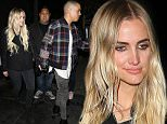 10 May 2016 - West Hollywood, CA  - USA\n**STRICTLY AVAILABLE FOR UK AND GERMANY USE ONLY**\nAshlee Simpson and Evan Ross are all smiles as they leave The Nice Guy holding hands.\nBYLINE MUST READ : AKM-GSI-XPOSURE\n***UK CLIENTS - PICTURES CONTAINING CHILDREN PLEASE PIXELATE FACE PRIOR TO PUBLICATION ***\n*UK CLIENTS MUST CALL PRIOR TO TV OR ONLINE USAGE PLEASE TELEPHONE 0208 344 2007*\n