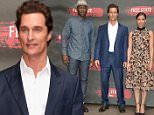 "LOS ANGELES, CA - MAY 11:  Actor Matthew McConaughey attends the photo call for STX Entertainment's ""Free State Of Jones"" at Four Seasons Hotel Los Angeles at Beverly Hills on May 11, 2016 in Los Angeles, California.  (Photo by Alberto E. Rodriguez/Getty Images)"