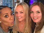 EROTEME.CO.UK FOR UK SALES: Contact Caroline 44 207 431 1598 Picture shows: Spice Girls Melanie Brown Mel B, Emma Bunton and Geri Halliwell Geri Horner. NON-EXCLUSIVE:Wednesday 11th May 2016 Job: 160511UT3 London, UK EROTEME.CO.UK 44 207 431 1598 Disclaimer note of Eroteme Ltd: Eroteme Ltd does not claim copyright for this image. This image is merely a supply image and payment will be on supply/usage fee only.