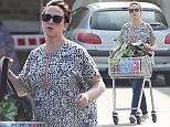 Exclusive All Round Pictures \nPlease Credit All Uses\n\nA very pregnant Natalie Cassidy seen visiting her local Sainsbury's.\n\nWeb use: £50 per pic\n\n12 May 2016\n\nt: 07446994400\ne: wayne@uniquepictures.co.uk\nw: www.uniquepictures.co.uk\n