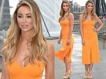 11 May 2016.\nLauren Pope Photocall at The Business Show, Excel Exhibition Centre, London. Pictured here Lauren Pope.\nCredit: Andy Oliver/GoffPhotos.com   Ref: KGC-143\n