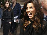 Mandatory Credit: Photo by Beretta/Sims/REX/Shutterstock (5682884k) Eva Longoria Celebrities out and about at the Hotel Martinez, 69th Cannes Film Festival, France - 12 May 2016