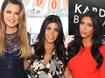 kardashian beauty kim khloe kourtney