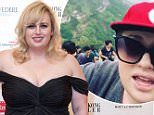 Stars Rebel Wilson and Jamie Campbell-Bower join celebrities from Asia for the Hong Kong FilmAid Charity Gala.\n\nPictured: Rebel Wilson\nRef: SPL1260475  070516  \nPicture by: Jayne Russell\n\nSplash News and Pictures\nLos Angeles: 310-821-2666\nNew York: 212-619-2666\nLondon: 870-934-2666\nphotodesk@splashnews.com\n