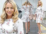 12 May 2016 - London - UK  Lydia Rose Bright seen leaving the ITV Lorraine studios after pre-recording tomorrows show. BYLINE MUST READ : XPOSUREPHOTOS.COM  ***UK CLIENTS - PICTURES CONTAINING CHILDREN PLEASE PIXELATE FACE PRIOR TO PUBLICATION ***  **UK CLIENTS MUST CALL PRIOR TO TV OR ONLINE USAGE PLEASE TELEPHONE   44 208 344 2007 **