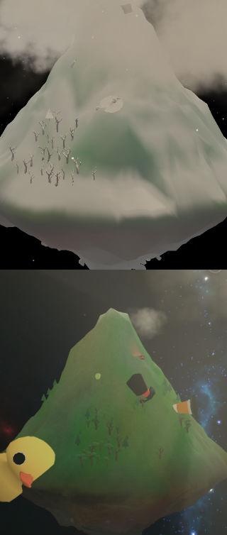 Mountain montaña eventos articulo videojuegos zehngames