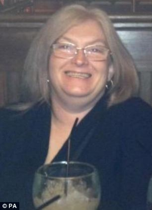 Julie Sillitoe died when part of a building collapsed onto her minicab