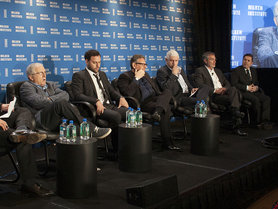 This Week In Biz Photos: Power Players Hit Milken Conference, YouTube NewFront; UJA, ASCAP, Tribeca Film Fest