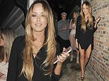 Picture Shows: Charlotte-Letitia Crosby  May 11th, 2016\n \n 'Geordie Shore' and Reality Star Charlotte-Letitia Crosby shows off her tanned legs as she exits her cab as she and her friends are spotted at 'Sheesh' Restaurant in Chigwell, Essex, UK. \n \n Exclusive All Rounder\n WORLDWIDE RIGHTS\n Pictures by : FameFlynet UK © 2016\n Tel : +44 (0)20 3551 5049\n Email : info@fameflynet.uk.com