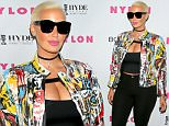 HOLLYWOOD, CA - MAY 12: Amber Rose attends the NYLON and BCBGeneration's Annual Young Hollywood May Issue Event on May 12, 2016 in West Hollywood, California.(Photo by JB Lacroix/WireImage)