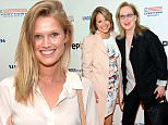 """NEW YORK, NY - MAY 12:  Model Toni Garrn attends the New York premiere of EPIX's """"Under the Gun"""" on May 12, 2016 in New York, New York.  (Photo by Andrew Toth/FilmMagic)"""