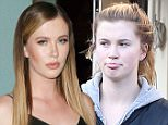 Ireland Baldwin spotted at Disneyland in Anaheim, CA with her new boyfriend. The couple spent the day in the park with father Alec Baldwin with his wife Hilaria and daughter Carmen.  Pictured: Ireland Baldwin Ref: SPL1279584  100516   Picture by: Splash News  Splash News and Pictures Los Angeles: 310-821-2666 New York: 212-619-2666 London: 870-934-2666 photodesk@splashnews.com