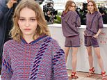 Mandatory Credit: Photo by David Fisher/REX/Shutterstock (5683679g) Lily-Rose Depp 'The Dancer' photocall, 69th Cannes Film Festival, France - 13 May 2016