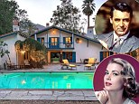 Cary Grant home