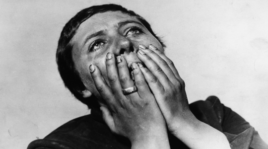 Dreyer's 1928 masterpiece The Passion of Joan of Arc