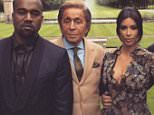 kimkardashianHappy Birthday to the last Emperor Valentino! We can't wait to celebrate with you next week!!!! We love you!