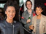 Corinne Bailey Rae spotted leaving the BBC Breakfast Studio's at Media City Uk, Manchester\nFeaturing: Corinne Bailey Rae\nWhere: Manchester, United Kingdom\nWhen: 12 May 2016\nCredit: Steve Searle/WENN.com