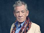 DEAUVILLE, FRANCE - SEPTEMBER 10: (EDITORS NOTE: Image has been digitally altered) Actor Ian McKellen is photographed on September 10, 2015 in Deauville, France. (Photo by Olivier Vigerie/Getty Images)