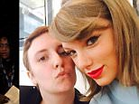 Taylor Swift shares photo
