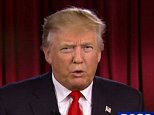 Donald  trump On hannity for Geoff Earle