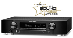 AV Receiver of the Year 2016