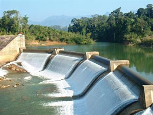 Bottlenecks: the Theun-Hinboun hydropower station in Laos