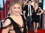 """WESTWOOD, CA - MAY 16:  Actress Chloe Grace Moretz attends the premiere of Universal Pictures' """"Neighbors 2: Sorority Rising"""" at the Regency Village Theatre on May 16, 2016 in Westwood, California.  (Photo by Todd Williamson/Getty Images)"""