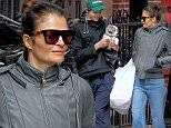 Picture Shows: Mingus Reedus, Helena Christensen  May 15, 2016\n \n Photographer Helena Christensen and her son Mingus Reedus were spotted heading home from the pet store in New York City, New York.  \n \n Mingus had a new puppy in his arms. The two admired their new addition to their family. \n \n Exclusive - All Round\n UK RIGHTS ONLY\n \n Pictures by : FameFlynet UK © 2016\n Tel : +44 (0)20 3551 5049\n Email : info@fameflynet.uk.com