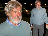 Picture Shows: Harrison Ford  May 14, 2016\n \n 'Star Wars' Actor Harrison Ford was seen dinging out with a friend at Sportsman's Lodge in Sherman Oaks, California.\n \n Exclusive - All Round\n UK RIGHTS ONLY\n \n Pictures by : FameFlynet UK © 2016\n Tel : +44 (0)20 3551 5049\n Email : info@fameflynet.uk.com