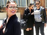 Picture Shows: Chrissy Teigen, John Legend, Luna Stephens  May 16, 2016\n \n Proud new parents Chrissy Teigen and John Legend take their new baby daughter Luna out for a walk in New York City, New York.\n \n John carried Luna while Chrissy kept a close eye on her precious newborn. The couple welcomed Luna, their first child, last month.\n \n Non Exclusive\n UK RIGHTS ONLY\n \n Pictures by : FameFlynet UK © 2016\n Tel : +44 (0)20 3551 5049\n Email : info@fameflynet.uk.com