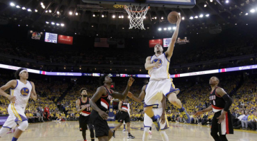 portland vs golden state may 3 2016