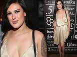 LOS ANGELES, UNITED STATES - MAY 16:  Rumer Willis attends the Dancing With The Stars Semi Finals Episode Celebration at Mixology Grill and Lounge on May 16, 2016 in Los Angeles, California.  (Photo by Jesse Grant/Getty Images for Earl Enterprises)