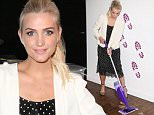 17 May 2016.\nAshlee Simpson at the Mr. Clean and Swiffer event in New York City.     \nCredit: GoffPhotos.com   Ref: KGC-146\n
