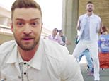 justin timberlake Can't Stop The Feeling video