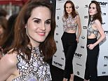NEW YORK, NY - MAY 18:  Actress Michelle Dockery attends the Turner Upfront 2016 at Nick & Stef's Steakhouse on May 18, 2016 in New York City.  (Photo by Slaven Vlasic/Getty Images)