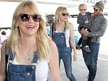 "Los Angeles, CA - Chris Pratt and Anna Faris catch a flight to Atlanta with their son Jack. Chris is on set tomorrow to film for ""Guardians of the Galaxy.""\nAKM-GSI     May 17, 2016\nTo License These Photos, Please Contact :\nSteve Ginsburg\n(310) 505-8447\n(323) 423-9397\nsteve@akmgsi.com\nsales@akmgsi.com\nor\nMaria Buda\n(917) 242-1505\nmbuda@akmgsi.com\nginsburgspalyinc@gmail.com"