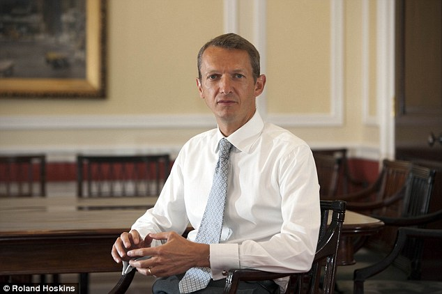 Andy Haldane, one of the country's top financial officials, told industry peers he could not make the 'remotest sense' of pensions