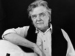 Portrait of musician Guy Clark, Oakland, California, 1998. (Photo by Chris Felver/Getty Images)