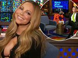 wwhl mariah carey watch what happens live