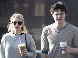 23.February.2016 - Los Angeles - USA\n\n*EXCLUSIVE ALL ROUND PICTURES*\n\n*** STRICTLY AVAILABLE FOR UK AND GERMANY USE ONLY ***\n\nLos Angeles, CA - Emma Roberts and Evan Peters were spotted in LA grabbing coffee as they continue to give their relationship another chance. The on again off again couple grab a caffeine fix at the Coffee Bean and Tea Leaf. The two called off their engagement in June 2015. In January Emma and Evan were seen kissing outside of a restaurant. It seems as though these two aren't giving up on each other.\n\nBYLINE MUST READ : AKM-GSI-XPOSURE\n\n***UK CLIENTS - PICTURES CONTAINING CHILDREN PLEASE PIXELATE FACE PRIOR TO PUBLICATION ***\n*UK CLIENTS MUST CALL PRIOR TO TV OR ONLINE USAGE PLEASE TELEPHONE 0208 344 2007*\n\n