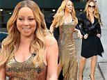 Mariah Carey out and about in a little black dress paired with cropped leather jacket in New York.\n\nPictured: Mariah Carey\nRef: SPL1284881  170516  \nPicture by: Jackson Lee / Splash News\n\nSplash News and Pictures\nLos Angeles: 310-821-2666\nNew York: 212-619-2666\nLondon: 870-934-2666\nphotodesk@splashnews.com\n