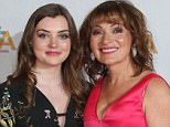 Lorraine Kelly's High Street Fashion Awards held at the Grand Connaught Rooms - Arrivals Featuring: Rosie Smith, Lorraine Kelly Where: London, United Kingdom When: 17 May 2016 Credit: Lia Toby/WENN.com