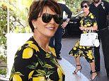 Kris Jenner goes to Hotel Martinez in Cannes, France  Pictured: Kris Jenner Ref: SPL1284580  170516   Picture by: Splash News  Splash News and Pictures Los Angeles: 310-821-2666 New York: 212-619-2666 London: 870-934-2666 photodesk@splashnews.com