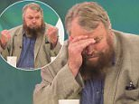 EDITORIAL USE ONLY. NO MERCHANDISING\nMandatory Credit: Photo by S Meddle/ITV/REX/Shutterstock (5689129t)\nBrian Blessed\n'Loose Women' TV show, London, Britain - 18 May 2016\n