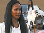 16.May.2016 - Malibu - USA\n**EXCLUSIVE ALL ROUND PICTURES**\n*** STRICTLY AVAILABLE FOR UK AND GERMANY USE ONLY ***\nJada Pinkett Smith steps out solo after a dinner at Nobu in Malibu. The actress has been hard at work promoting a new season of 'Gotham'.\nBYLINE MUST READ : AKM-GSI-XPOSURE\n***UK CLIENTS - PICTURES CONTAINING CHILDREN PLEASE PIXELATE FACE PRIOR TO PUBLICATION ***\n*UK CLIENTS MUST CALL PRIOR TO TV OR ONLINE USAGE PLEASE TELEPHONE 0208 344 2007*\n