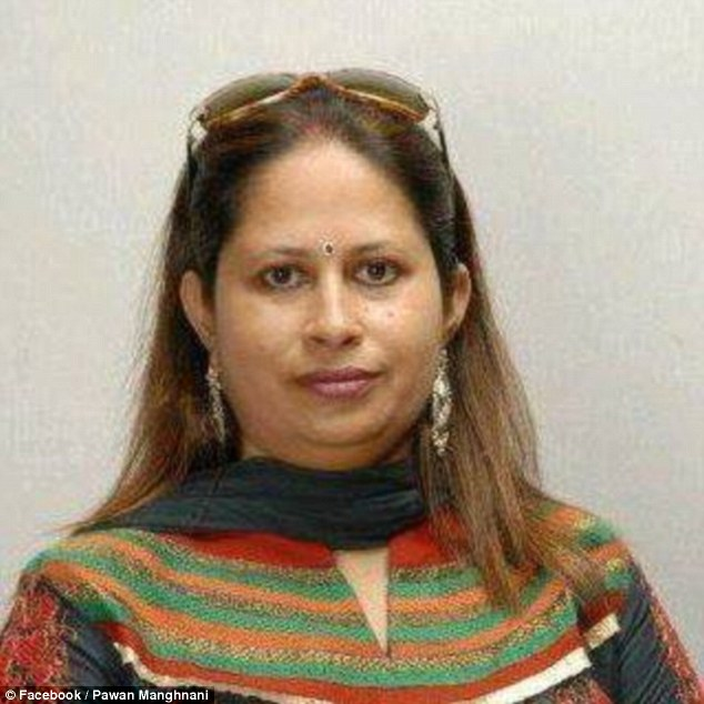 More than 30 accounts exist for a Madhu Shah, who is not believed to be a real person, all with a profile picture featuring the same woman