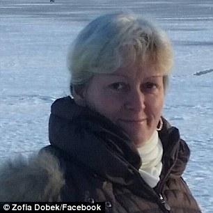 Zofia said Dagmara to Reduth eight years ago with her mum Ewelina, dad Jedrzej and little sister Laura