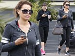 Picture Shows: Natalya Wright, Jessica Wright, Jess Wright  May 17, 2016\n \n * Min web / online fee £200 For Set *\n \n Jessica Wright and her Sister Natalya Wright spotted leaving a David Lloyd gym in Essex, England in matching activewear.\n \n Exclusive All Rounder\n WORLDWIDE RIGHTS\n FameFlynet UK © 2016\n Tel : +44 (0)20 3551 5049\n Email : info@fameflynet.uk.com