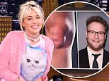 Miley Cyrus during an appearance on NBC's 'The Tonight Show Starring Jimmy Fallon.' Miley talks about being the next judge on the next season of  'The voice.'\nFeaturing: Miley Cyrus\nWhere: United States\nWhen: 18 May 2016\nCredit: Supplied by WENN.com\n**WENN does not claim any ownership including but not limited to Copyright, License in attached material. Fees charged by WENN are for WENN's services only, do not, nor are they intended to, convey to the user any ownership of Copyright, License in material. By publishing this material you expressly agree to indemnify, to hold WENN, its directors, shareholders, employees harmless from any loss, claims, damages, demands, expenses (including legal fees), any causes of action, allegation against WENN arising out of, connected in any way with publication of the material.**