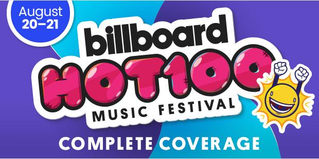 Billboard Hot 100 Fest 2016